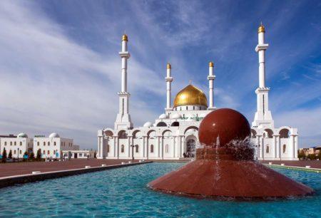 Казахстан красивая республика
