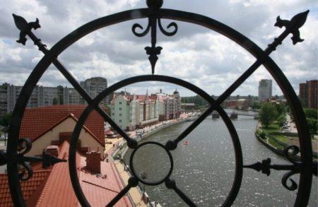 Виза для жителей Калининграда