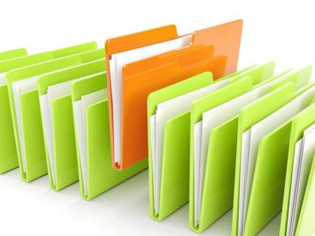 Пакет нужных документов