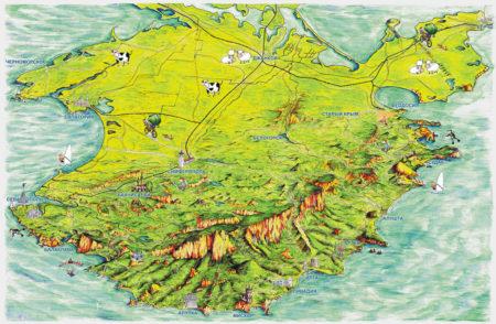 Переезд на ПМЖ в Крым