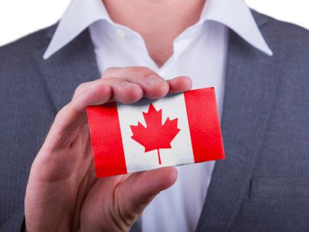 Оформление визы в Канаду в России