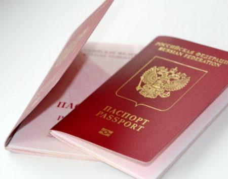 Готовность паспорта