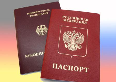 Порядок принятия уведомления о двойном гражданстве