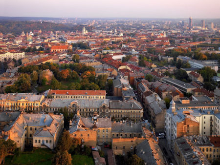 Проживание в Литве