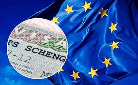 Шенгенская виза на год