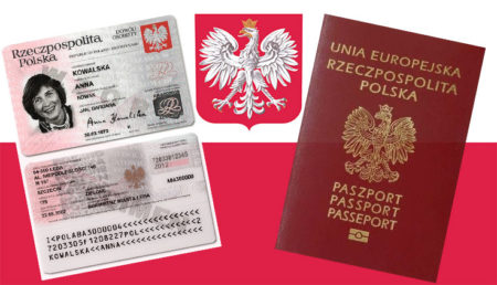 Вид на жительство в Польше