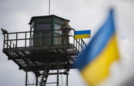 Въезд иностранца в Украину